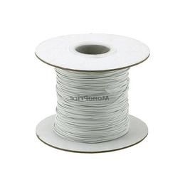 Monoprice 101411 290m Wire Cable Tie Reel, White