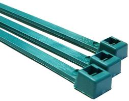 Brady 145589 - Cable Ties - Teal, 7 in Length