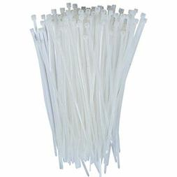 Dxg 100 Pack 4 Inch 2.5*100mm Self-locking Nylon Cable Ties