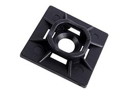 Gardner Bender MB-20UVB Cable Tie Mounting Base, 1 Inch. x 1