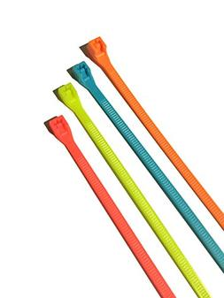Gardner Bender 46-308FST 100 Count Neon Cable Ties