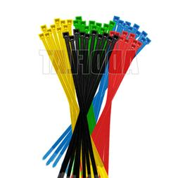7 5 multi color nylon cable wire