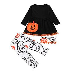 Baby Halloween Outfits,Leegor Toddler Infant Cute Girls Boys