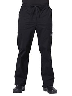 Cherokee Professionals by Workwear Men's Tapered Leg Zip Fly