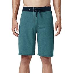 "Hurley Men's Phantom JJF Solid 21"" Boardshorts Rio Teal Swim"