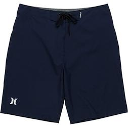 """Hurley Men's Phantom One and Only Boardshorts 20"""" Obsidian S"""