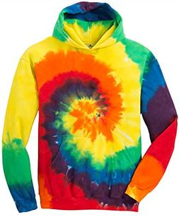 Joe's USA Koloa Surf Co. Youth Colorful Tie-Dye Hoodies - Yo