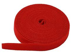 Monoprice Hook & Loop Fastening Tape 5 yard/roll, 0.75-inch
