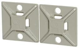 Panduit ABM2S-A-C14 Adhesive Backed Cable Tie Mount, 4-Way M