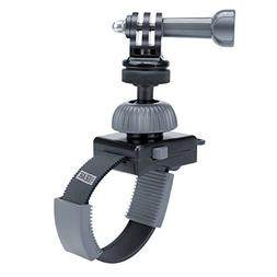 USA GEAR Zip-Tie Style Action Camera Mount with Tripod Screw