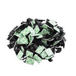 100 Pieces Adhesive Cable Clips Wire Clips Cable Wire Manage