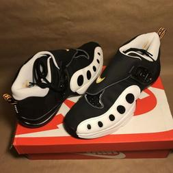 Nike Air Zoom GP Retro sz 11.5 New DS AR4342-002 Black White