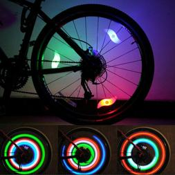 Bike Spoke Light Cycling Spokelit Bicycle Decoration (Total