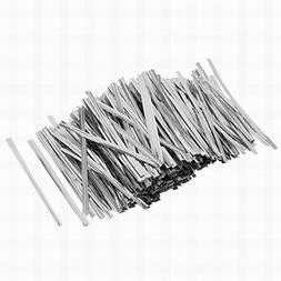 Ucland Bread Bags Packaging Twist Cable Tie 8cm Long 2400 Pc