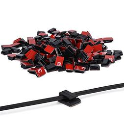 200 Pcs Adhesive Cable Clips, Oziral Car Cable Organizer, Ca