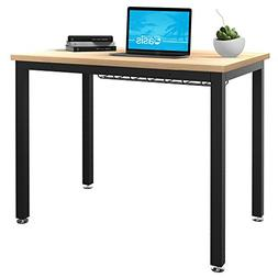 "Small Computer Desk for Home Office - 36"" Length Table w/C"