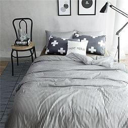 Vm Vougemarket 100 Cotton Duvet Cover Set King