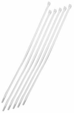 GB 46-315 Electrical 14-Inch Cable Ties, Natural, 100-Pack