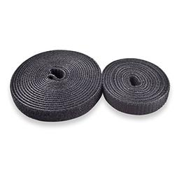 Fastening Tape Cable Ties by Conwork Reusable Double Side Ho
