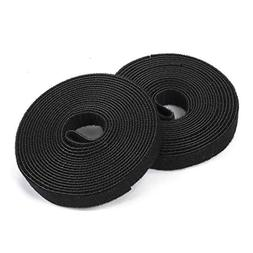 DTOL Fastening Tape Hook & Loop Cable Ties Roll And Reusable