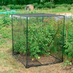 """Gardman Small Fruit Cages, Black, 47""""H, Pack of 2"""