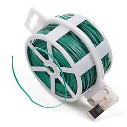 300 x 4.6mm The Elixir 400pcs 11.8 Inches Stainless Steel Cable Zip Tie Exhaust Wrap Coated Locking