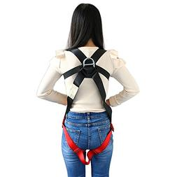 Ingenuity Kids' Full Body Harness, Youth Safety Comfort Zipl