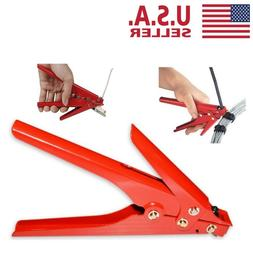 heavy duty cable zip ties automatic tension