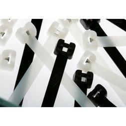 ITALIAN Made Stainless Tooth Cable Ties/Tie Wraps/ Zip Ties