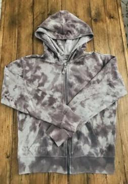 Joe's Womens Full Zip Hoodie Tie Dye Size S Small ✨