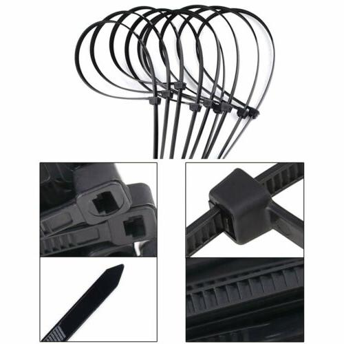 "100 1000 4"" INDUSTRIAL WIRE ZIP WRAPS"