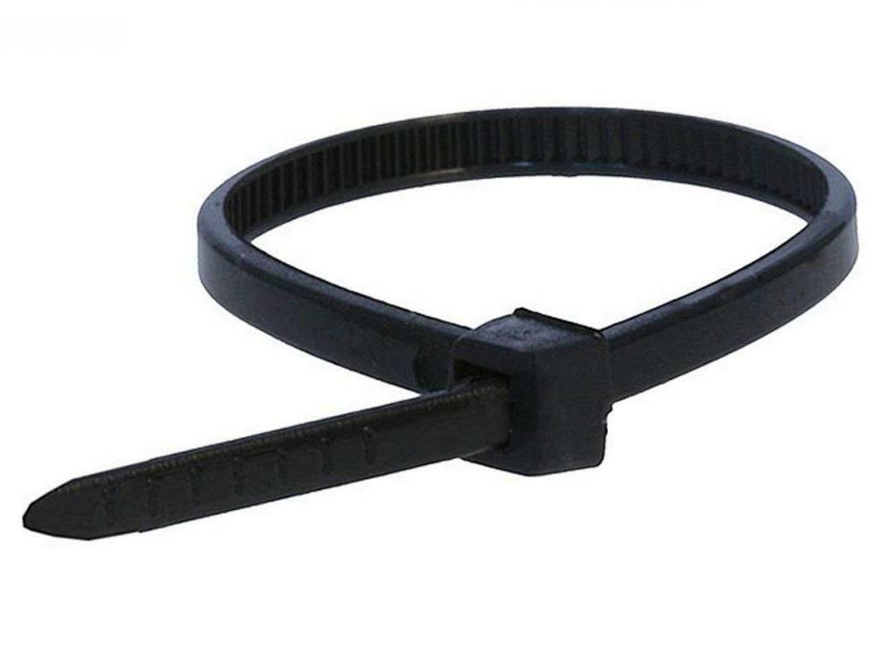 105755 4 inch 18lbs cable tie 100