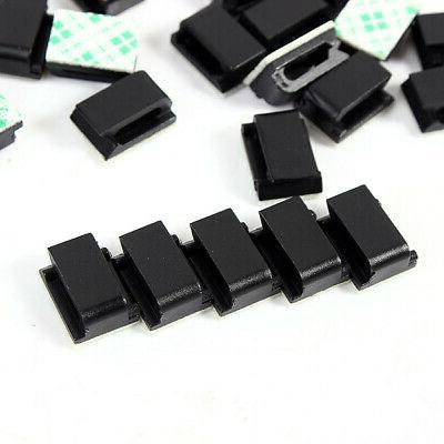 30pcs Wire Tie Cable Clamp Clip Holder For Car Dash Camera 3