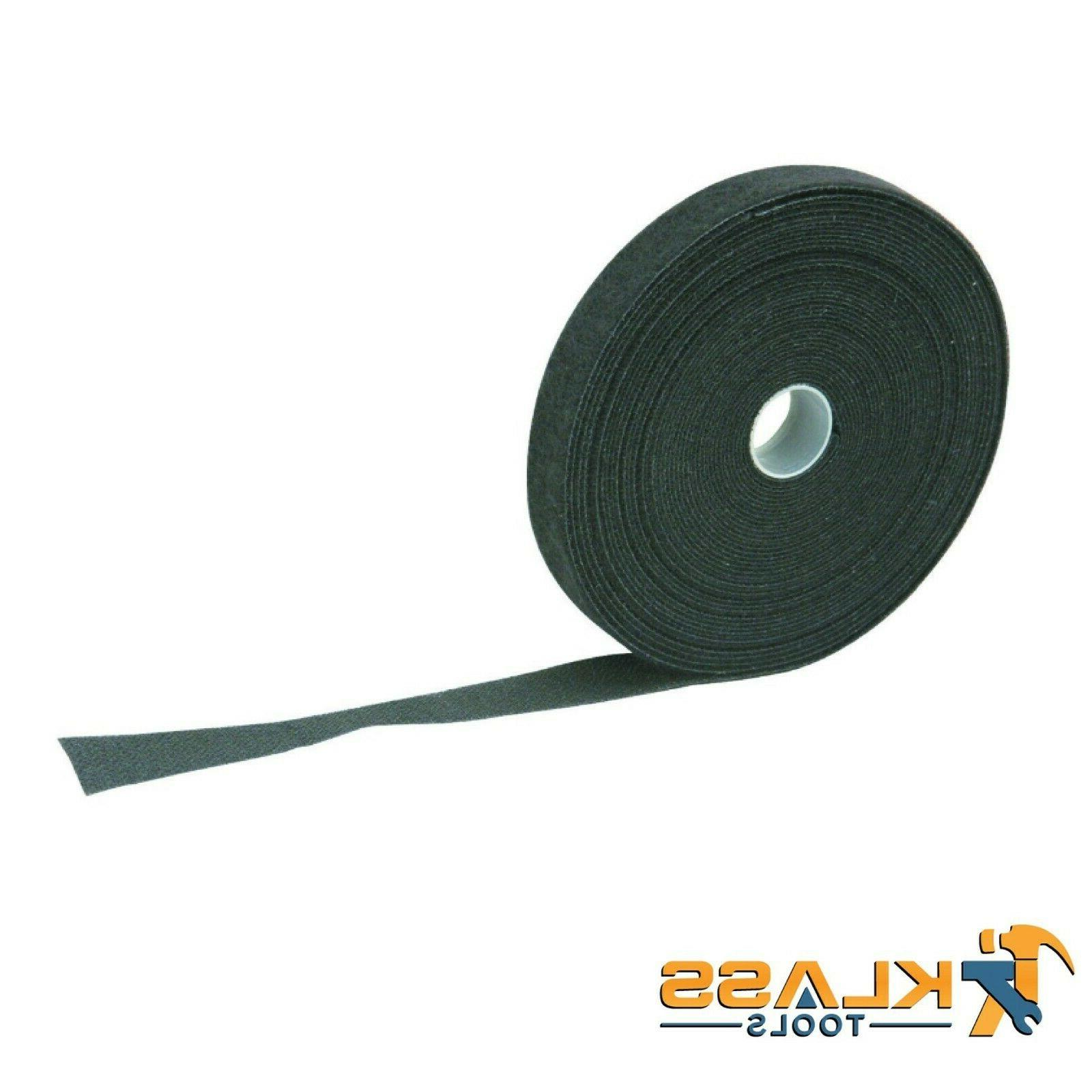 35 ft roll black cable ties