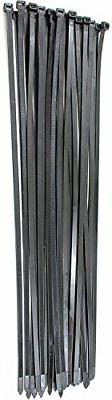 """8"""" Ties Pack Nylon Cable Wire Ties By"""