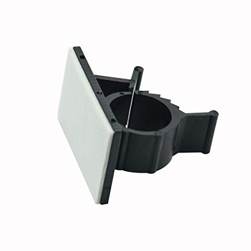 25 Cable Tie Clips Adhesive Clips for Car, and Office,