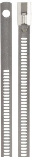 BAND-IT AE6059 316 Stainless Steel Multi Lok Cable Tie, 0.27