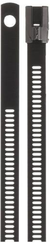 BAND-IT AE6129 316 Stainless Steel Multi Lok Cable Tie, 0.27