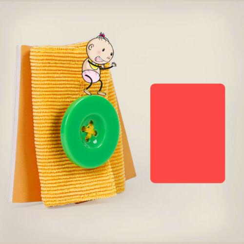 Basic Skill to Zip Button Toy Education