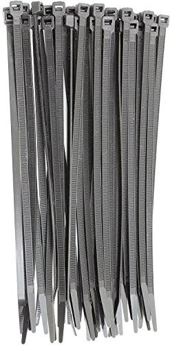 """6"""" Black 18lbs  Zip Ties, Choose Size/Color, By Bolt Dropper"""