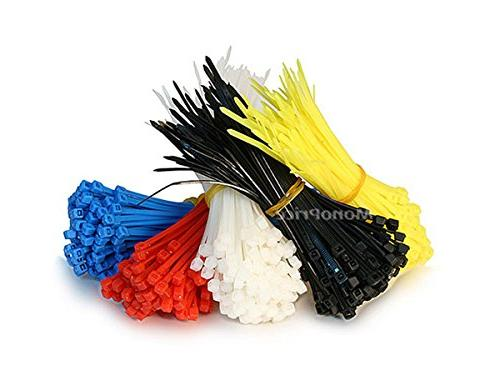 Monoprice Cable Tie 1000pcs/Pack with Cutting Tool