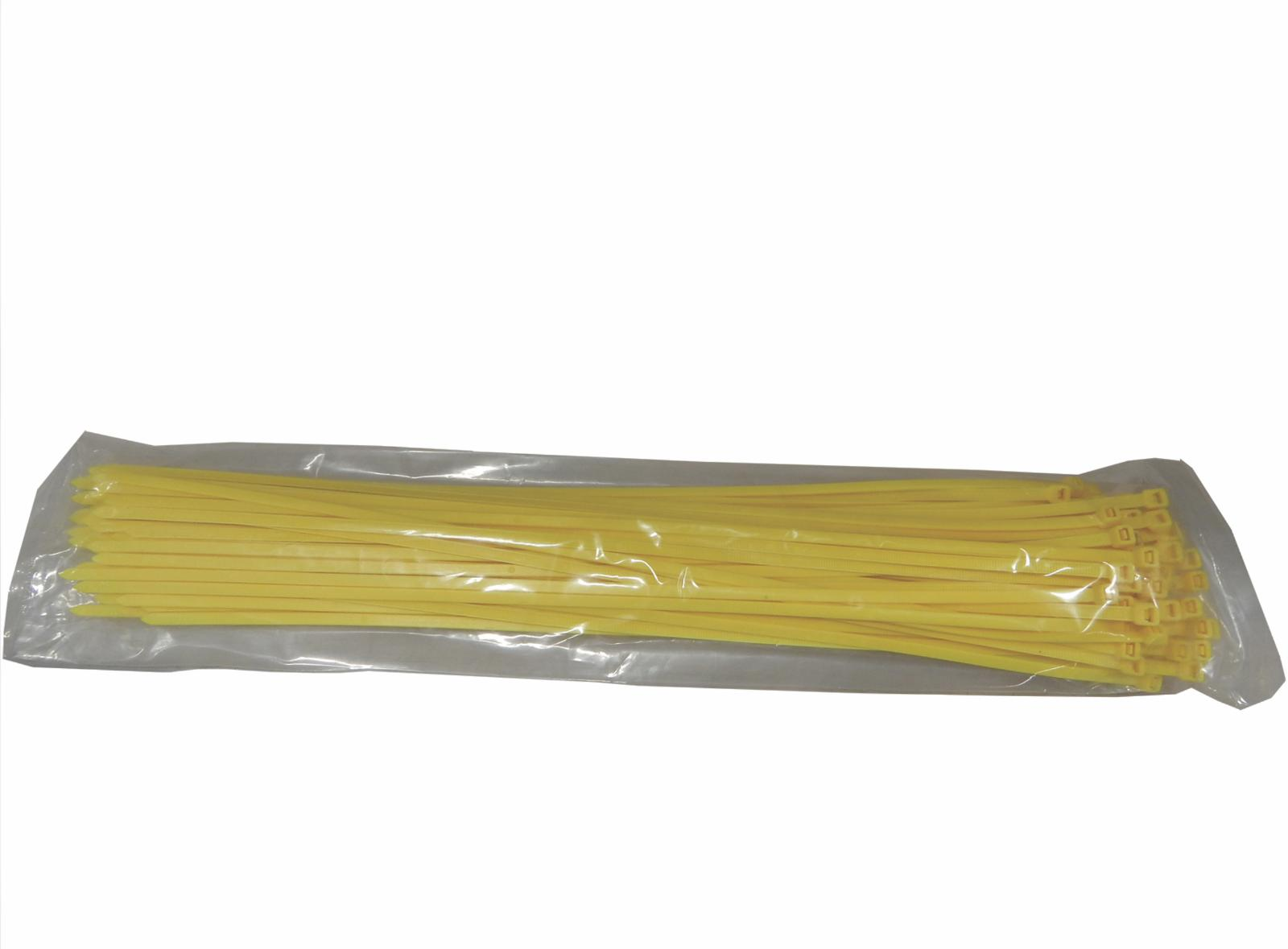 cable ties 20 pack of 100 yellow