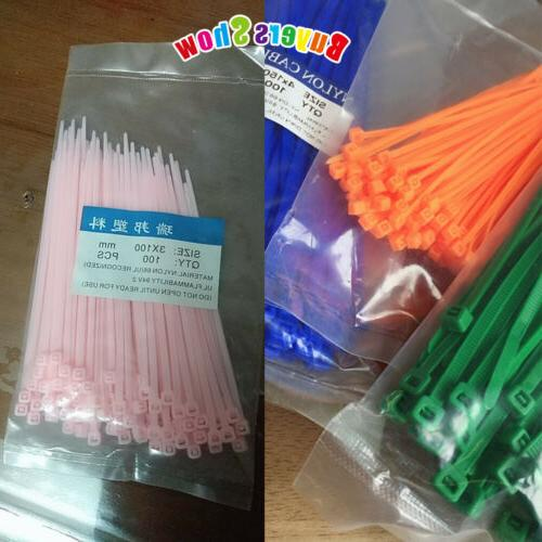 Cable Ties Tie Nylon Long