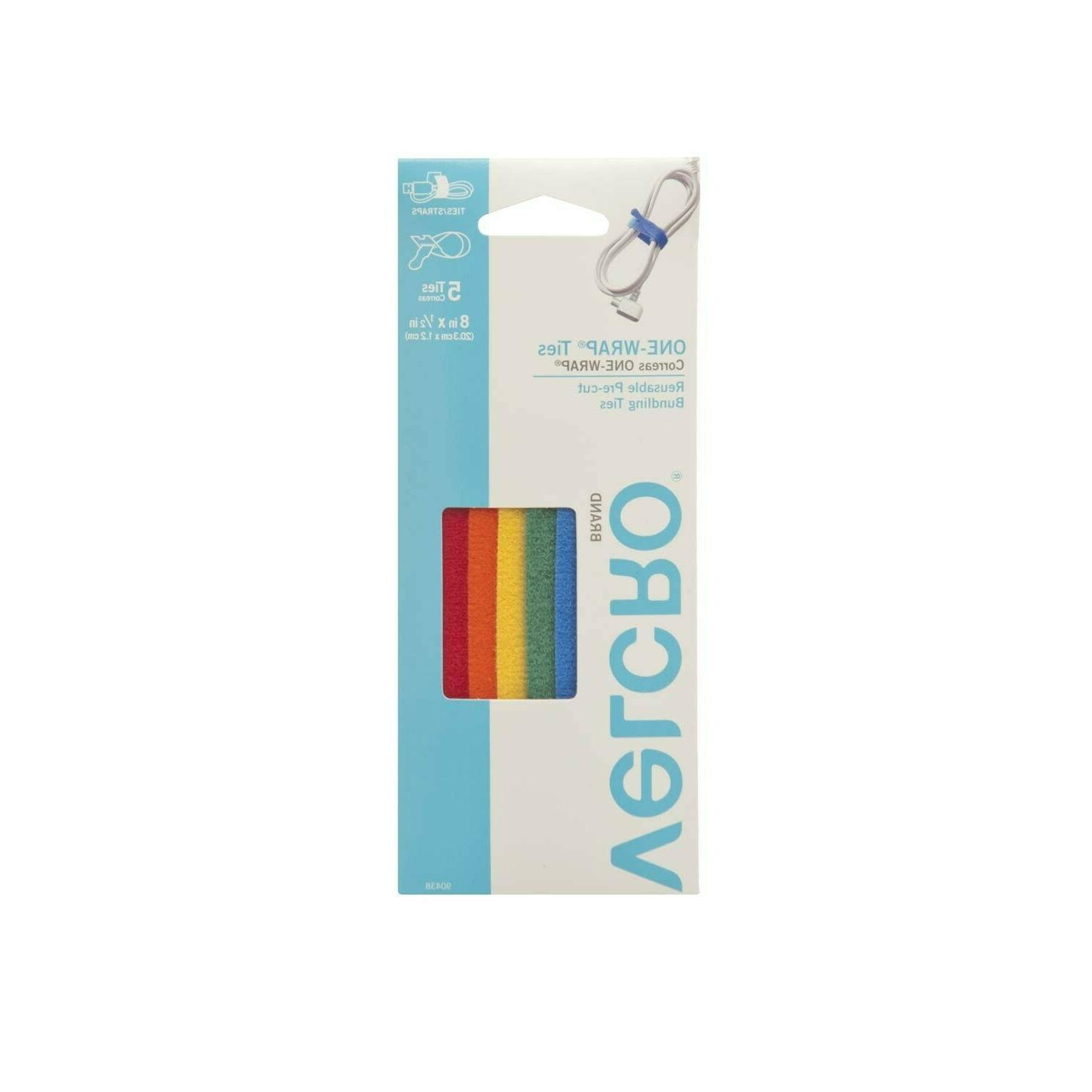 Velcro Self Gripping Strap Cord Color