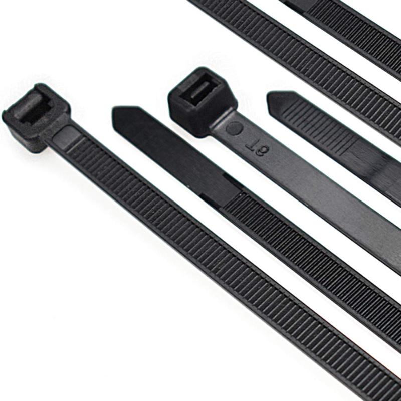 Cable Zip Ties Heavy Duty 26 Inch, Strong Large Black with 1