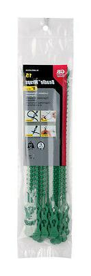 Gardner Bender 45-8BEADGN Beaded Cable Tie Wrap, 8 inch, 70