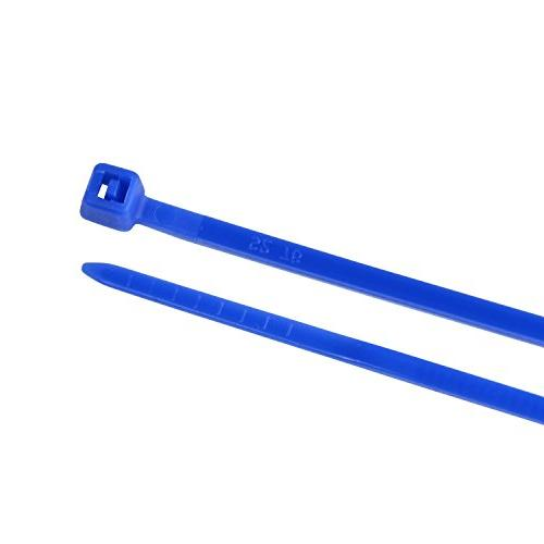 Creative Solutions CS-106FP Cable Tie, 6 in, 18 lb, Craft, W