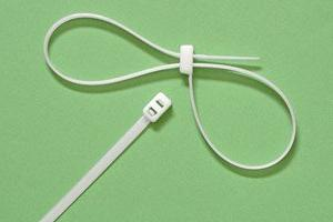 double loop cable ties w