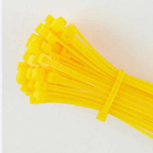 Electrical Nylon Fastening Cable Ties 100PCS