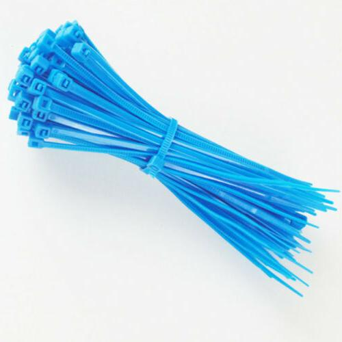 Electrical Cable Tie Nylon Ties 100PCS